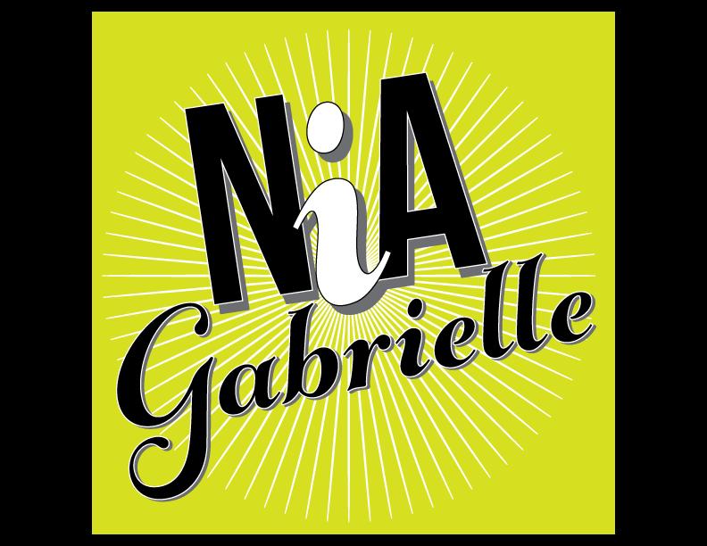 Nia Gabrielle Logo Design