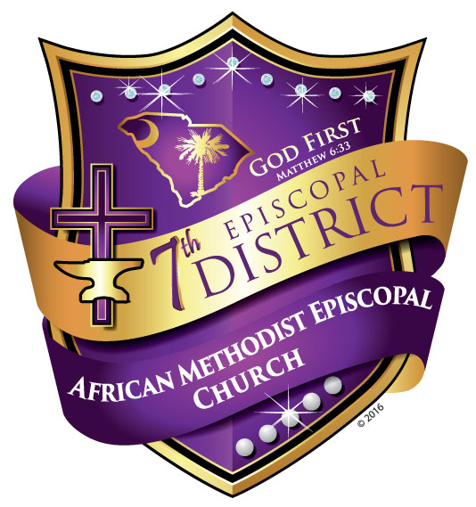 7th District Logo Design