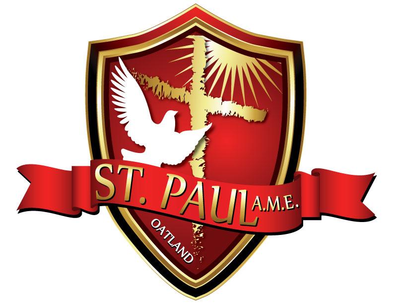 St. Paul AME Logo Design